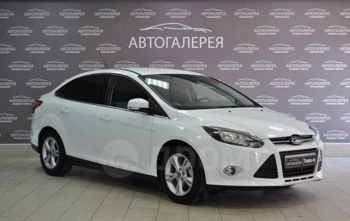 Ford Focus, 2013 год, 595 002 руб.