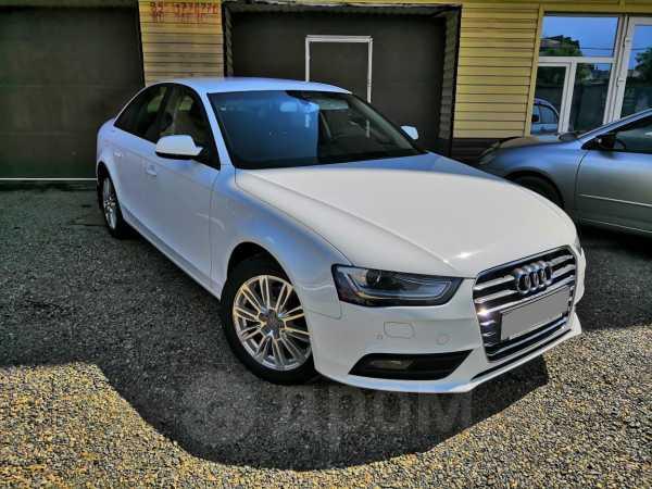 Audi A4, 2012 год, 870 000 руб.