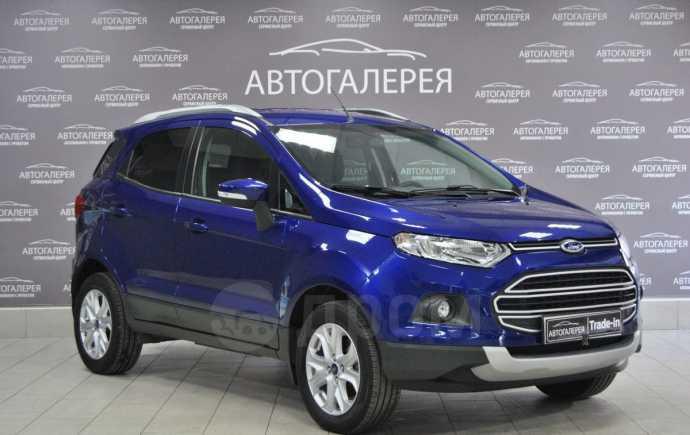 Ford EcoSport, 2015 год, 795 002 руб.