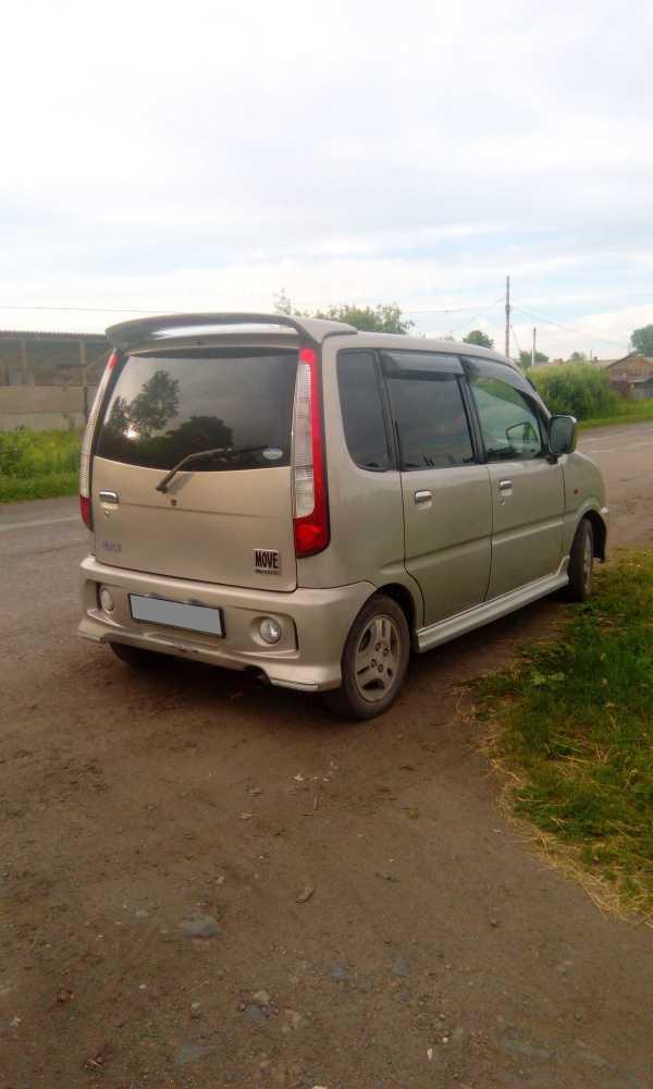 Daihatsu Move, 2002 год, 130 000 руб.