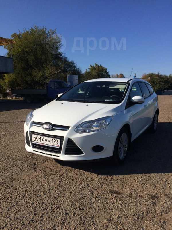 Ford Focus, 2015 год, 530 000 руб.