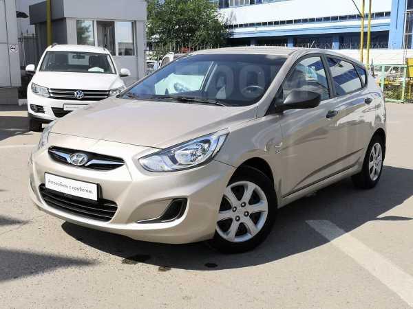Hyundai Solaris, 2014 год, 487 300 руб.
