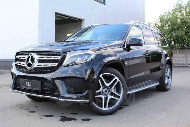 Mercedes-Benz GLS-Class, 2018 год, 5 450 000 руб.