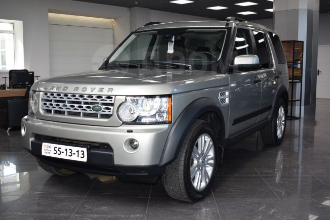 Land Rover Discovery, 2012 год, 1 375 000 руб.