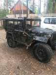 ГАЗ 67, 1949 год, 600 000 руб.