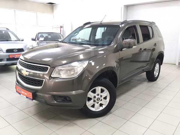Chevrolet TrailBlazer, 2014 год, 957 000 руб.