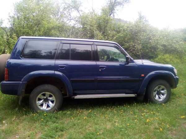 Nissan Patrol, 2002 год, 675 000 руб.