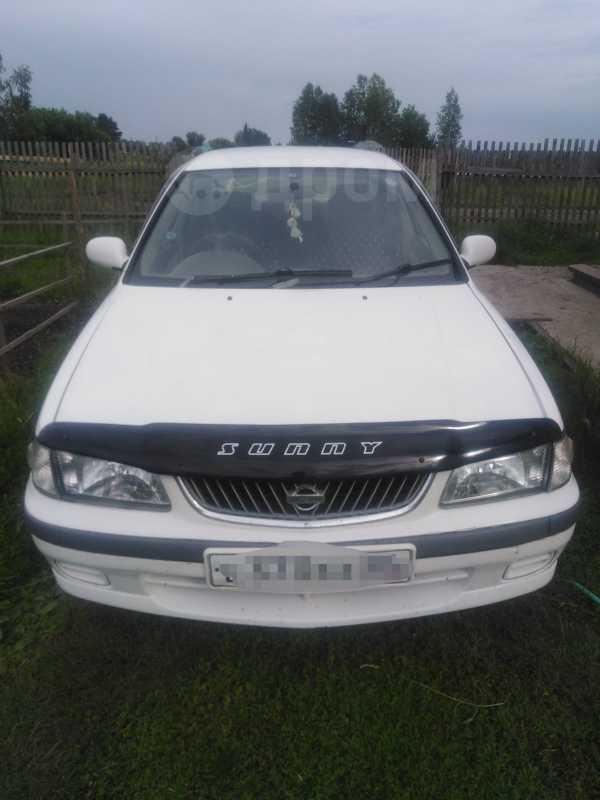 Nissan Sunny, 2001 год, 150 000 руб.