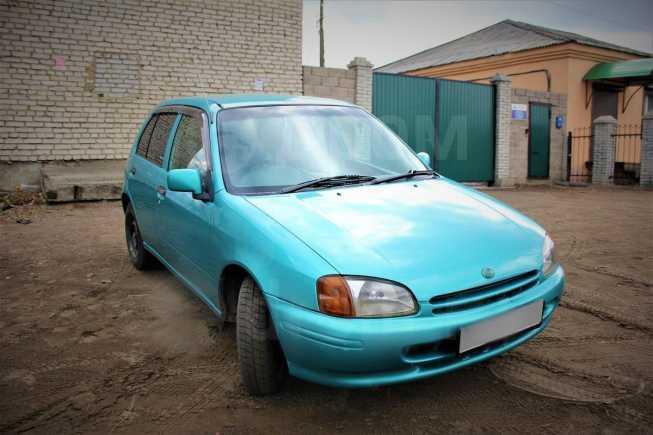 Toyota Starlet, 1998 год, 169 000 руб.