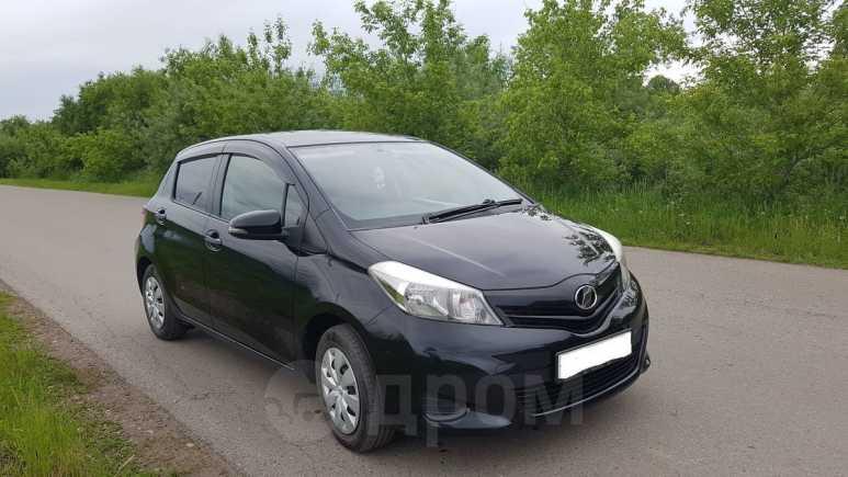 Toyota Vitz, 2011 год, 450 000 руб.