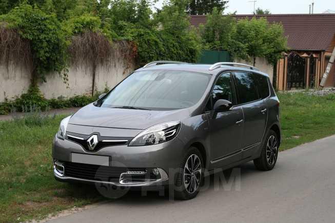 Renault Grand Scenic, 2015 год, 898 000 руб.