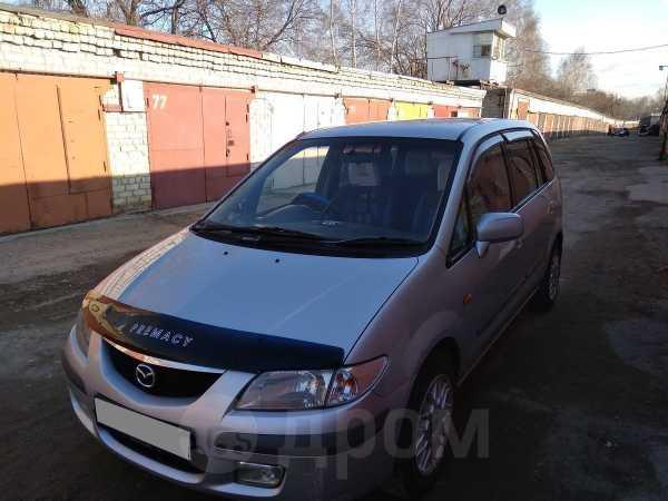 Mazda Premacy, 2000 год, 199 000 руб.