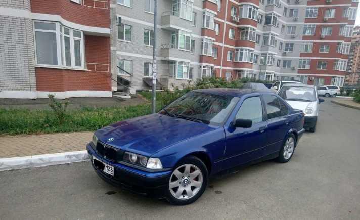 BMW 3-Series, 1994 год, 120 000 руб.
