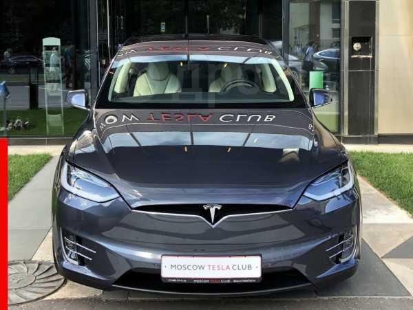 Tesla Model X, 2018 год, 8 350 000 руб.