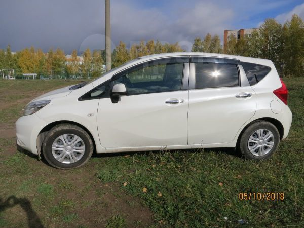 Nissan Note, 2013 год, 620 000 руб.