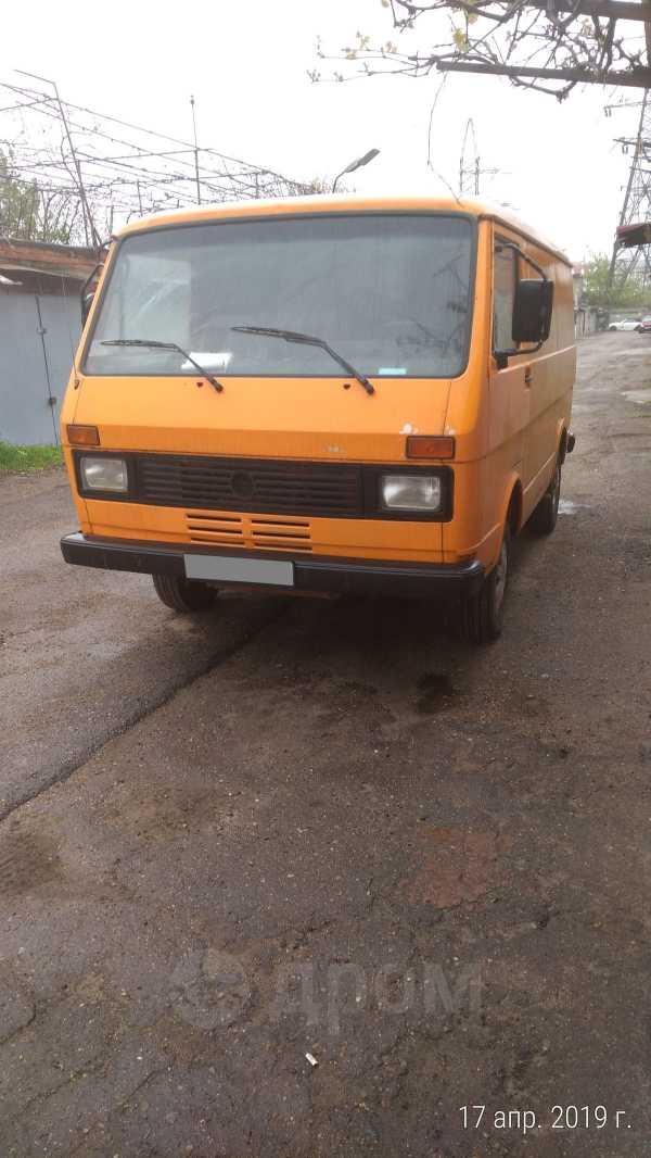 Volkswagen Transporter, 1986 год, 85 000 руб.