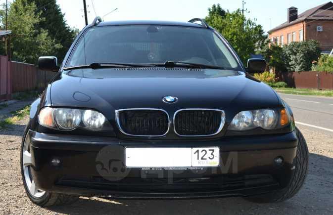 BMW 3-Series, 2002 год, 360 000 руб.