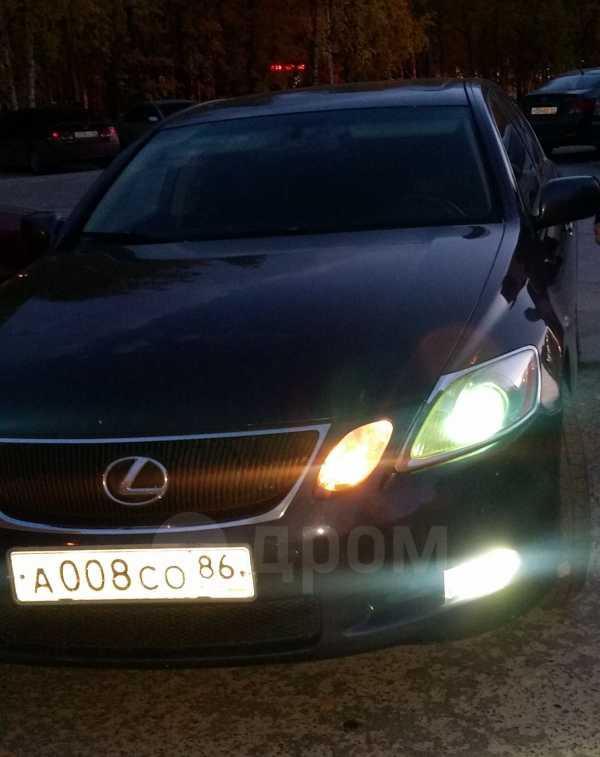 Lexus GS300, 2005 год, 699 999 руб.