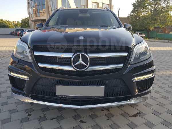 Mercedes-Benz GL-Class, 2014 год, 2 000 000 руб.