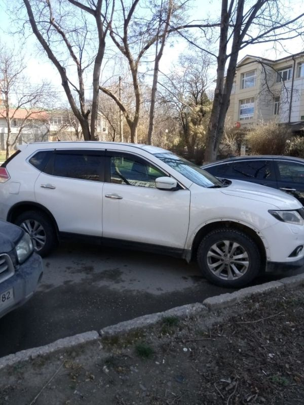 Nissan X-Trail, 2015 год, 499 999 руб.