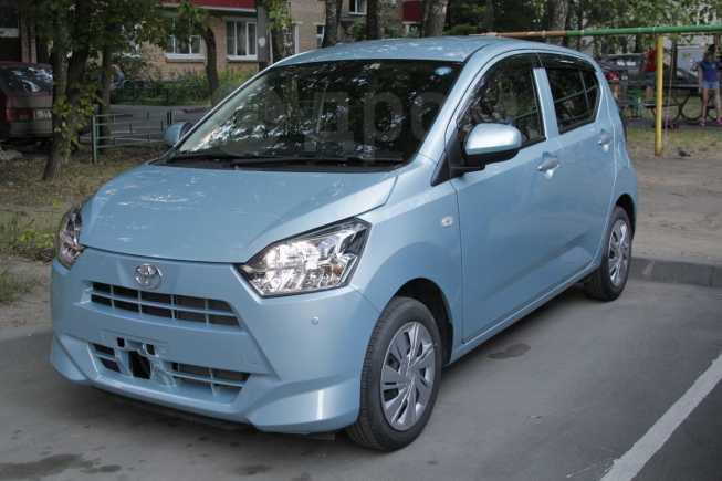Toyota Pixis Epoch, 2017 год, 523 000 руб.