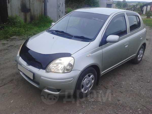 Toyota Vitz, 2003 год, 180 000 руб.