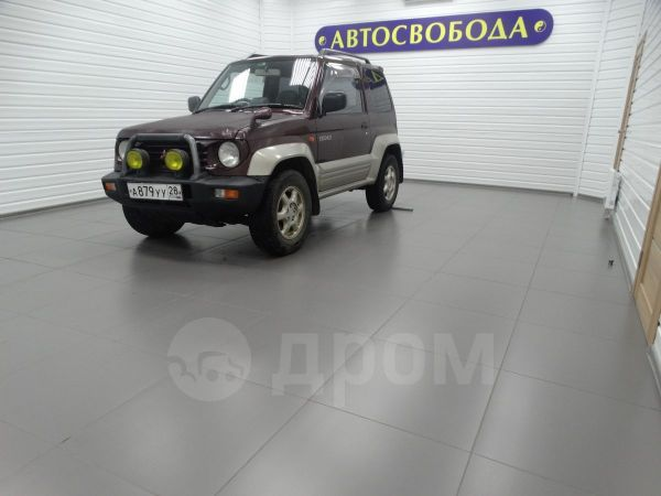 Mitsubishi Pajero Junior, 1998 год, 180 000 руб.