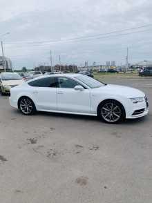 Архангельск Audi A7 2016