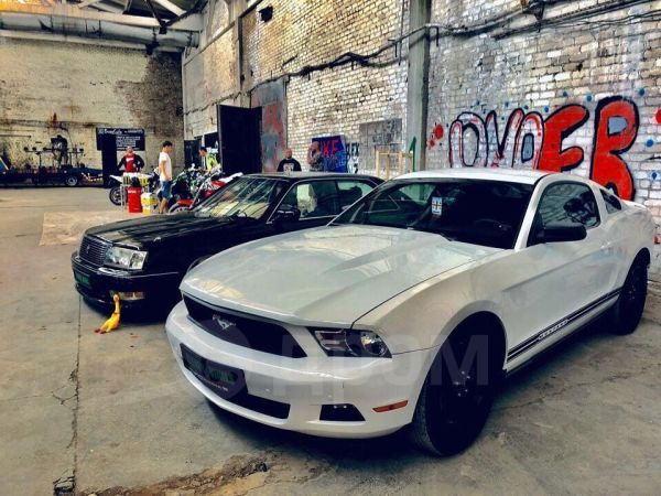Ford Mustang, 2010 год, 850 000 руб.