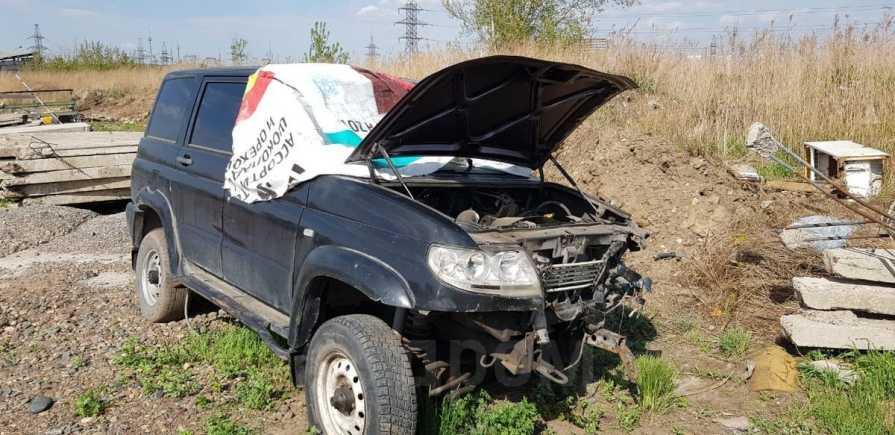 УАЗ Патриот, 2010 год, 120 000 руб.