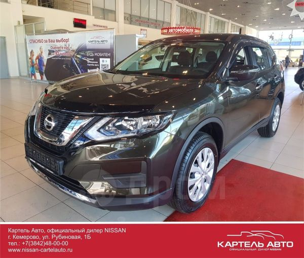 Nissan X-Trail, 2019 год, 1 428 000 руб.