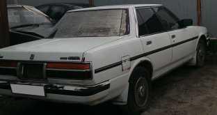 Нижневартовск Cresta 1987