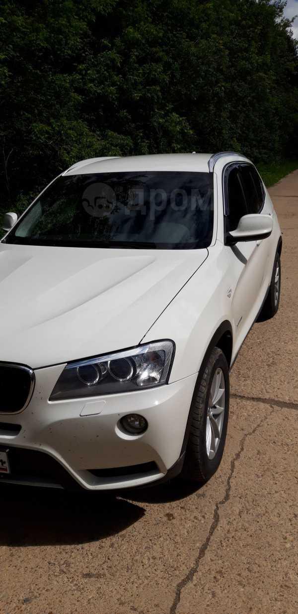 BMW X3, 2014 год, 1 480 000 руб.