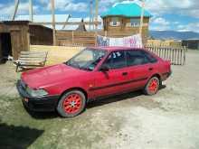Кош-Агач Carina II 1991