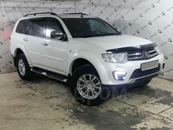 Mitsubishi Pajero Sport, 2014 год, 1 495 000 руб.
