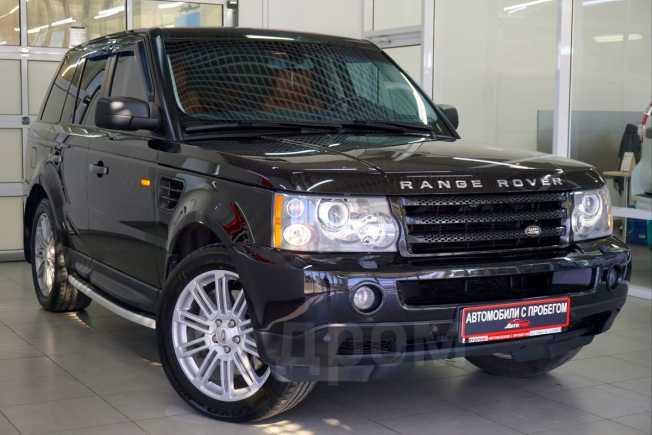 Land Rover Range Rover Sport, 2008 год, 827 000 руб.