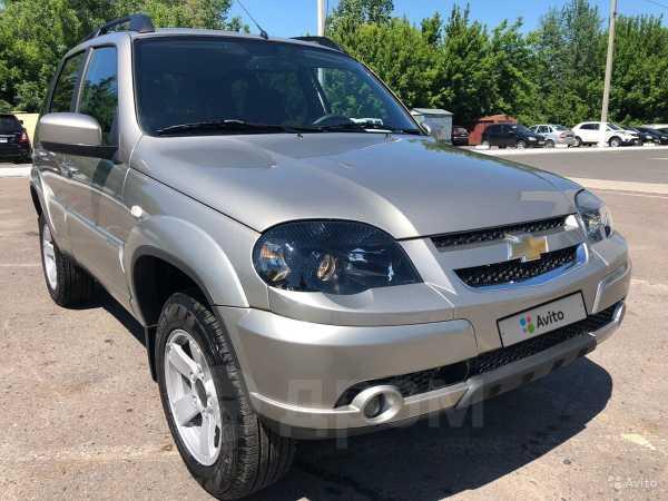 Chevrolet Niva, 2019 год, 749 000 руб.