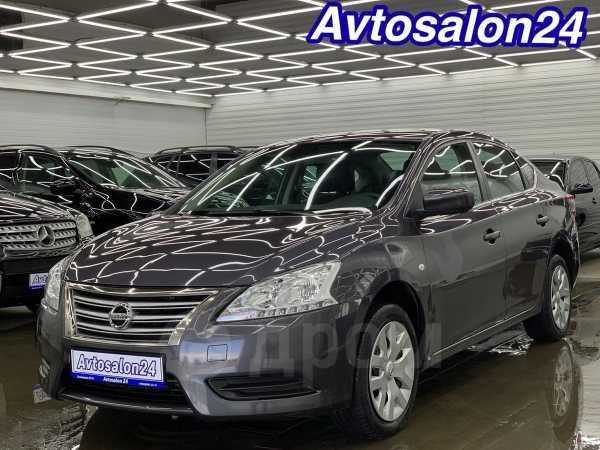 Nissan Sentra, 2015 год, 609 999 руб.