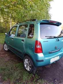 Магнитогорск Wagon R Plus 2001