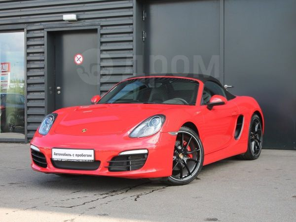 Porsche Boxster, 2013 год, 2 850 000 руб.