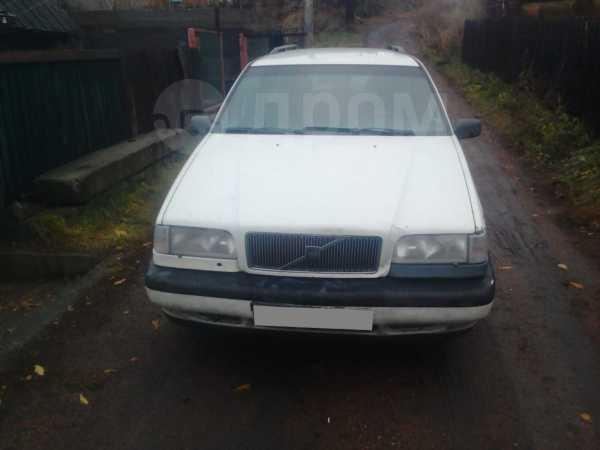 Volvo 850, 1995 год, 90 000 руб.