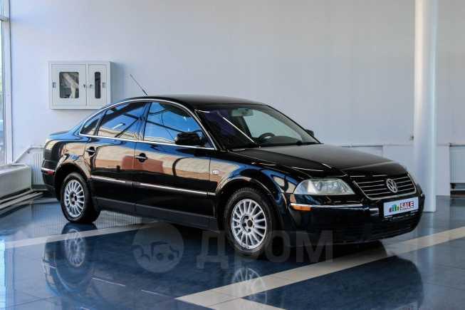 Volkswagen Passat, 2003 год, 298 000 руб.