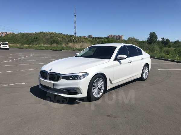 BMW 5-Series, 2017 год, 3 000 000 руб.