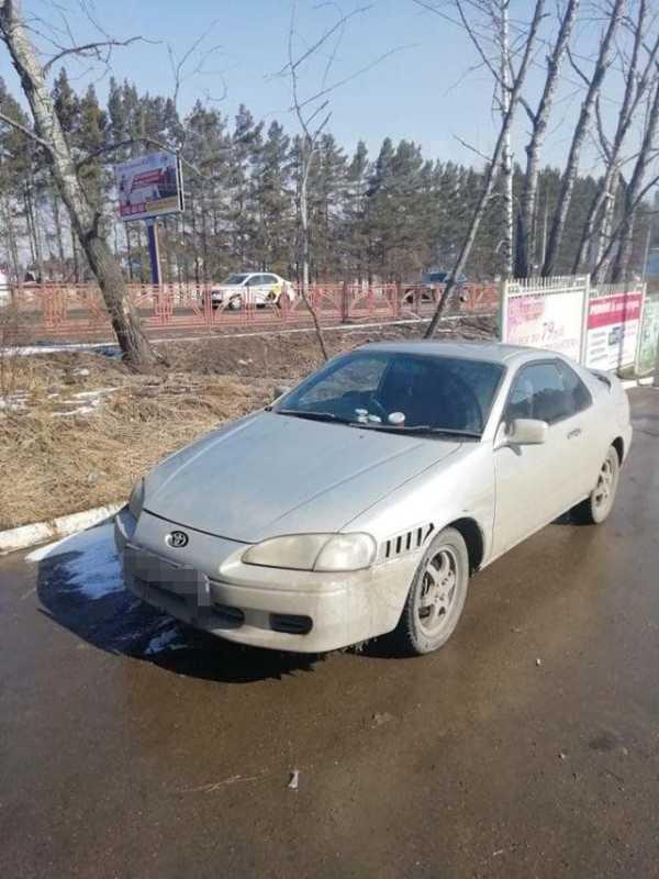 Toyota Cynos, 1991 год, 80 000 руб.