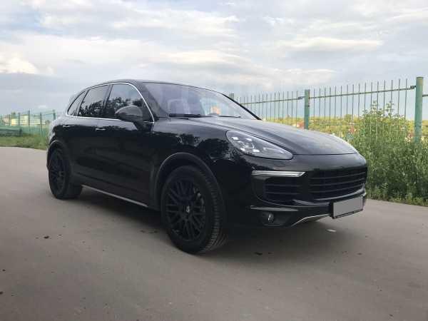 Porsche Cayenne, 2014 год, 3 850 000 руб.