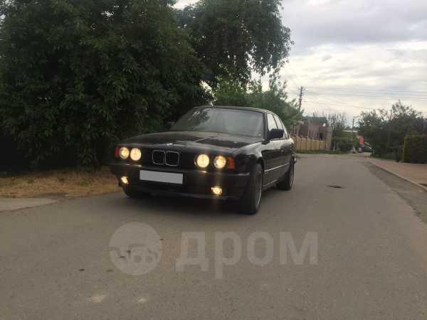 BMW 5-Series, 1990 год, 200 000 руб.