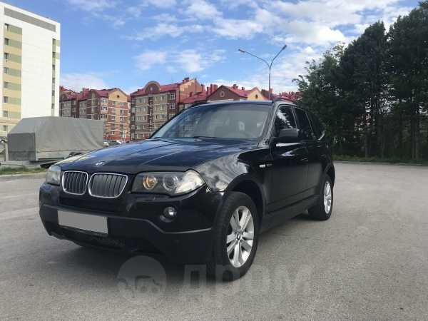 BMW X3, 2007 год, 745 000 руб.