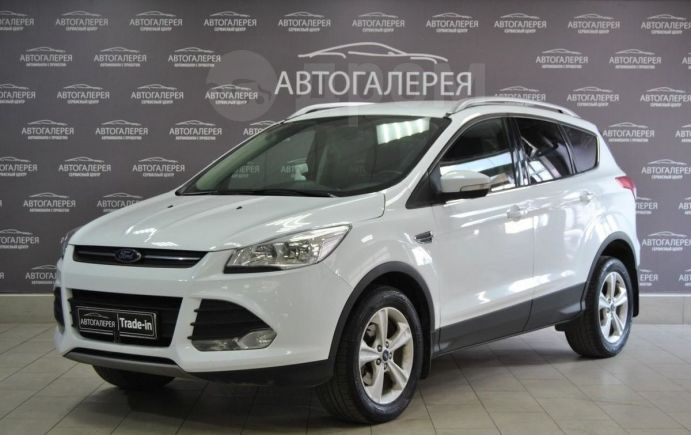 Ford Kuga, 2014 год, 991 003 руб.