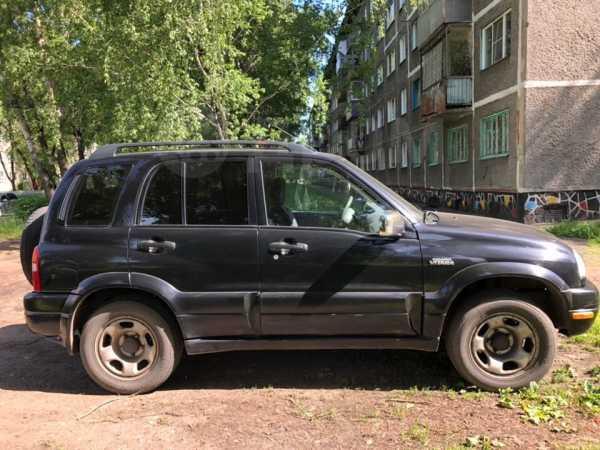 Suzuki Grand Vitara, 2001 год, 325 000 руб.