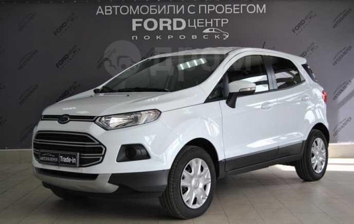 Ford EcoSport, 2017 год, 742 003 руб.